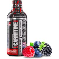 ProSupps L-Carnitine 3000 Stimulant Free Liquid Shots for Men and Women - Metabolic Energizer and Fat Burner Workout…