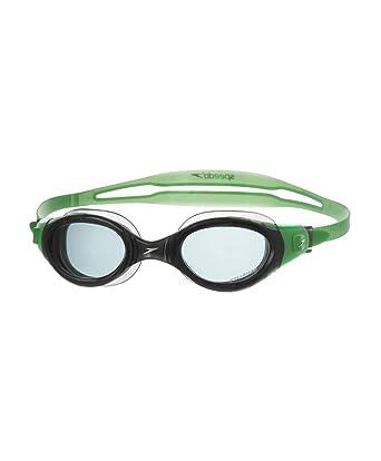 Speedo BioFuse Futura - Gafas de natación polarizadas verde grau/grün Talla:Green/