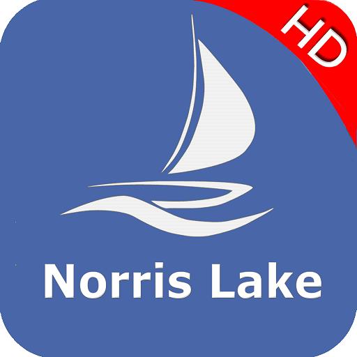 Norris Lake - Tennessee Offline GPS Fishing Charts: Amazon.es ...