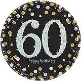 Sparkling Celebration 60 Paper Dessert Plates