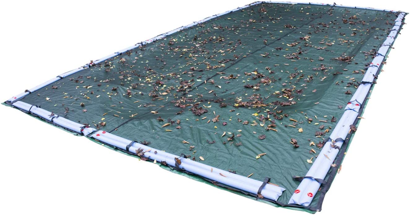 Amazon Com Robelle 451632r Leaf Net For Oval In Ground Winter Pool Covers 16 X 32 Ft 02 Premium Garden Outdoor