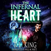 The Infernal Heart: The Alastair Stone Chronicles, Book 9 | R. L. King