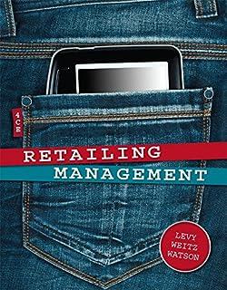 Retailing management michael levy barton weitz 9780073530024 retailing management fandeluxe Choice Image