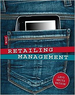 Retailing management michael levy barton a weitz dea watson retailing management michael levy barton a weitz dea watson professor 9780070893207 books amazon fandeluxe Images