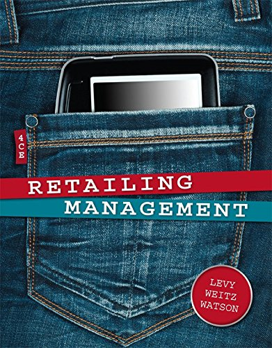 Retailing management michael levy barton a weitz dea watson retailing management michael levy barton a weitz dea watson professor 9780070893207 books amazon fandeluxe Gallery