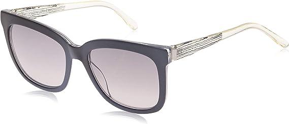 Hugo Boss Boss 0850/S EU GAD gafas de sol, Negro (Blkcry Crystal/Grey Sf), 54 Unisex-Adulto