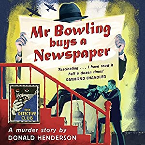 Mr Bowling Buys a Newspaper Audiobook