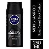 Nivea Men Deep Impact Scalp Clean Shampoo, 250ml