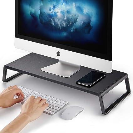 Soporte para monitor AboveTEK con pies de metal para ordenador ...