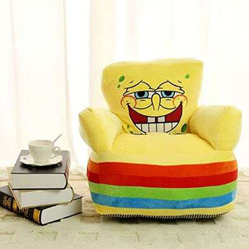 Spongebob Square Pants Children Plush Sofa Chair