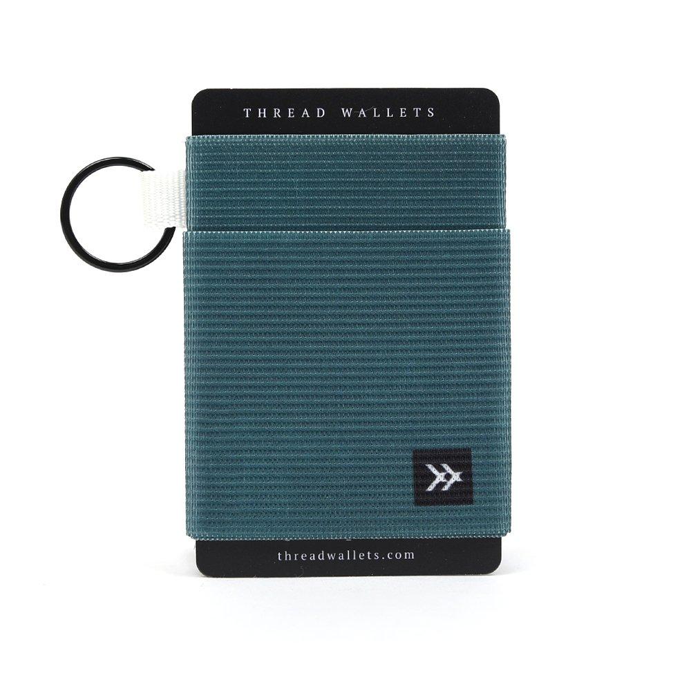 Thread Wallets - Slim Minimalist Wallet - Front Pocket Credit Card Holder for Men by Thread Wallets