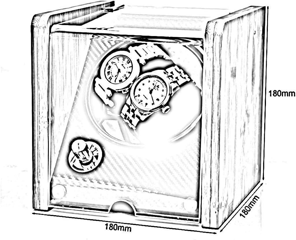 Scatole carica orologi Guarda Winder Boxes Guarda Winder Mechanical Guarda Swinger Electric Rotating Watch Box Winder D