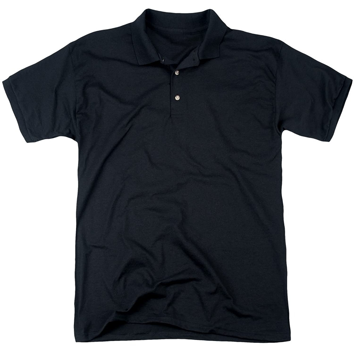 Green Lantern Men's Among The Stars -Back Print- Polo