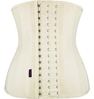 106900903 Kipro Women s Underbust Latex Sport Girdle Waist Trainer Corsets Hourglass  Body Shaper
