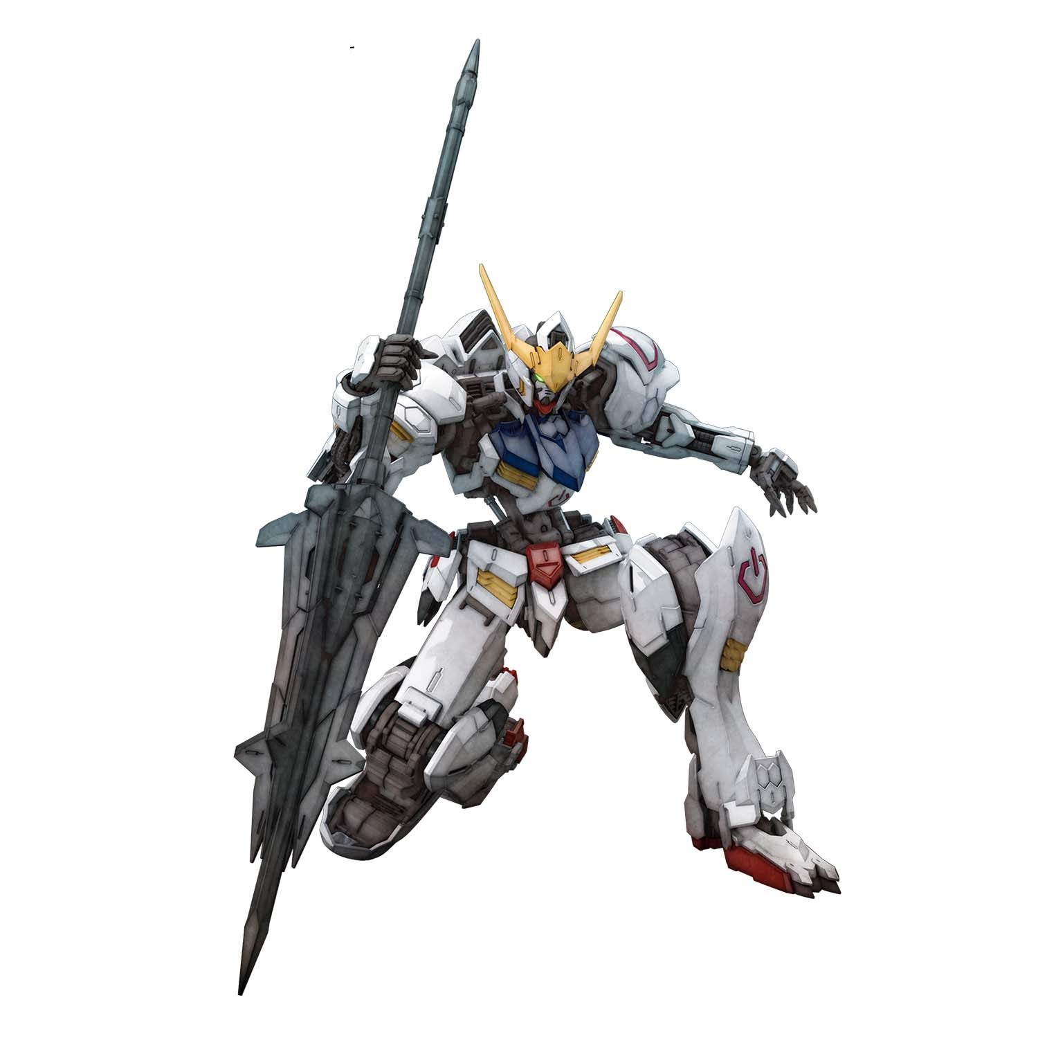 Bandai Hobby MG 1/100 Gundam Barbatos Gundam: IBO Model Kit
