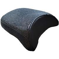 TRIBOSEAT Cubierta Asiento Antideslizante Accesorio Personalizado Negro Compatible