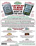 White Mountain Pickle Company ''Pickle On The Edge'' Sampler Pickling Kit - 6 Pack