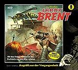 Larry Brent 08: Angriff aus der Vergangenheit