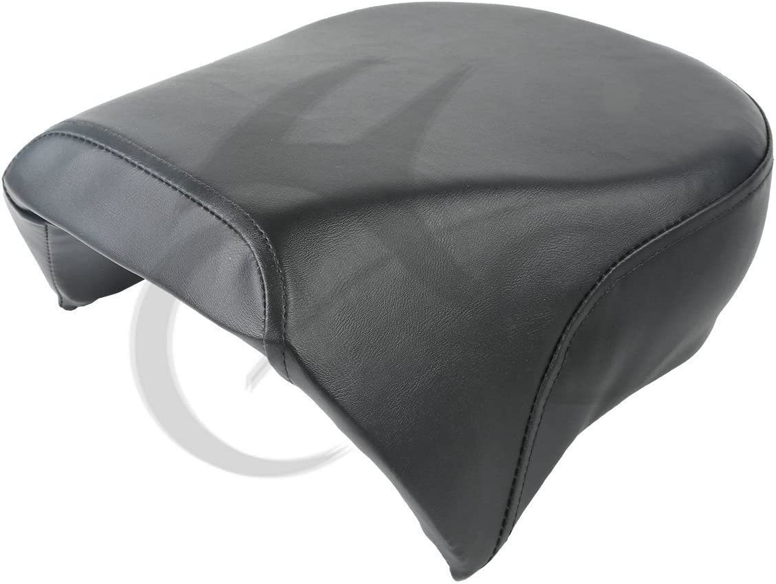 XFMT Rear Passenger Seat Pillion Cushion Compatible with Harley Sportster Iron 883 Nightster 1200 2007-2015