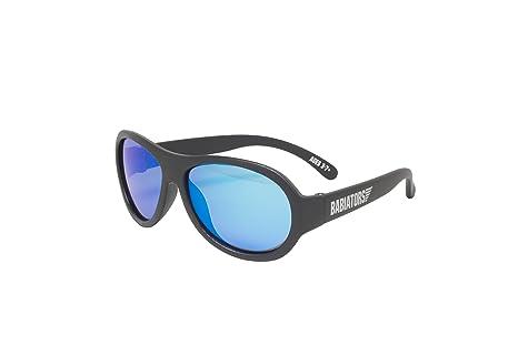 Babiators - Gafas de sol Aviador BAB-050 para niños, Black Ops