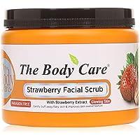 The Body Care Strawberry Scrub, 500 g