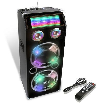 Pyle PSUFM1035A Bluetooth Speaker