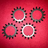 AMG 4 Each- Lock Washer -Knuckle Spindle ; Humvee Hummer ; 5310-01-213-4185 5584462