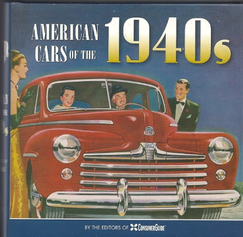 American Cars of the 1940s ()
