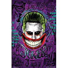 """Trends International Suicide Squad Joker Wall Poster 22.375"""" x 34"""""""
