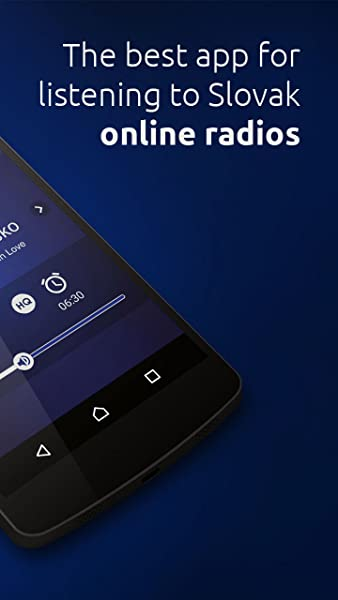SK Radio - Slovak Online Radios:Amazon:Mobile Apps