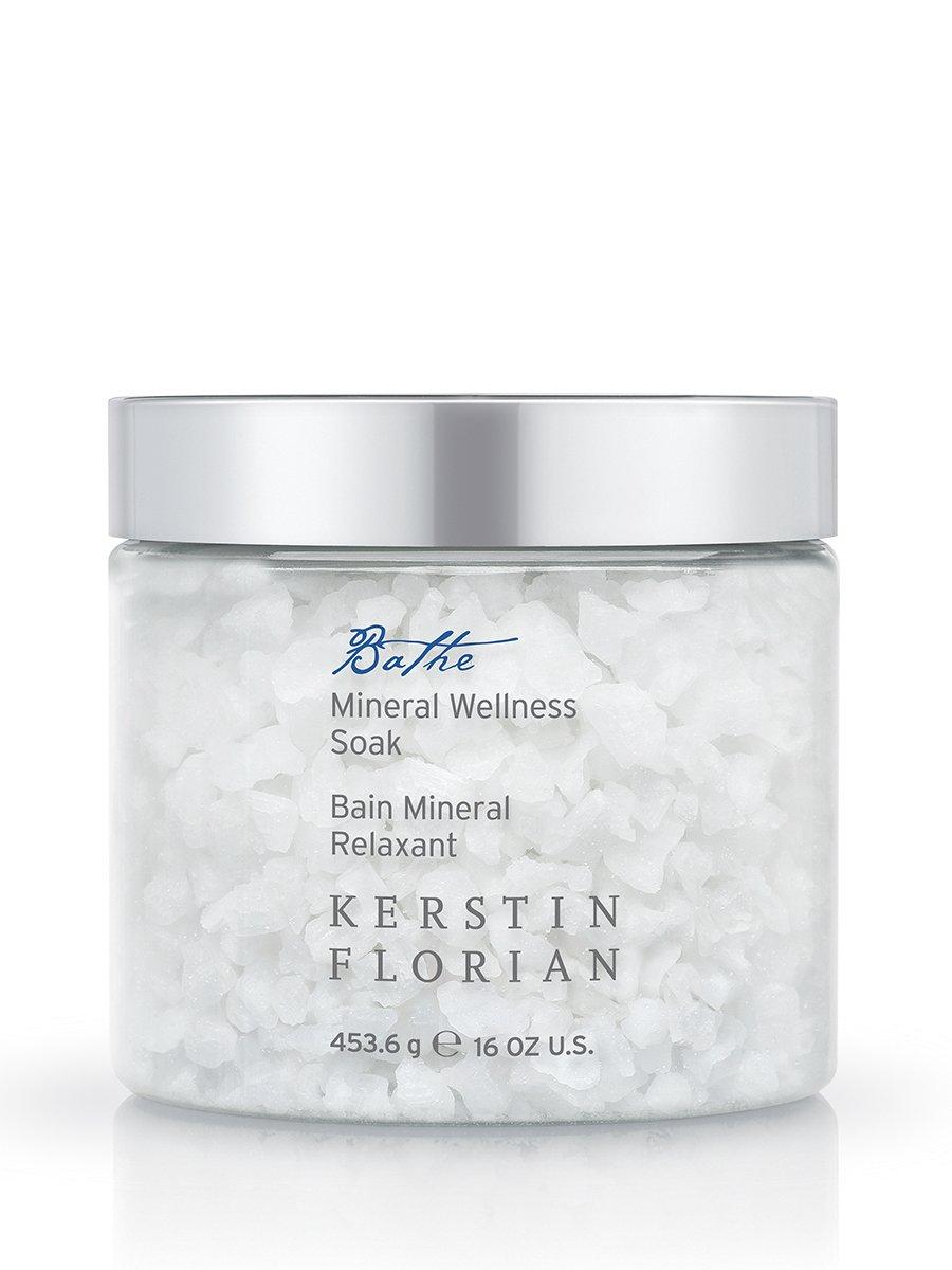 Kerstin Florian - Mineral Wellness Soak, Concentrated Bath Salts 453.6 g/16 oz. by Kerstin Florian