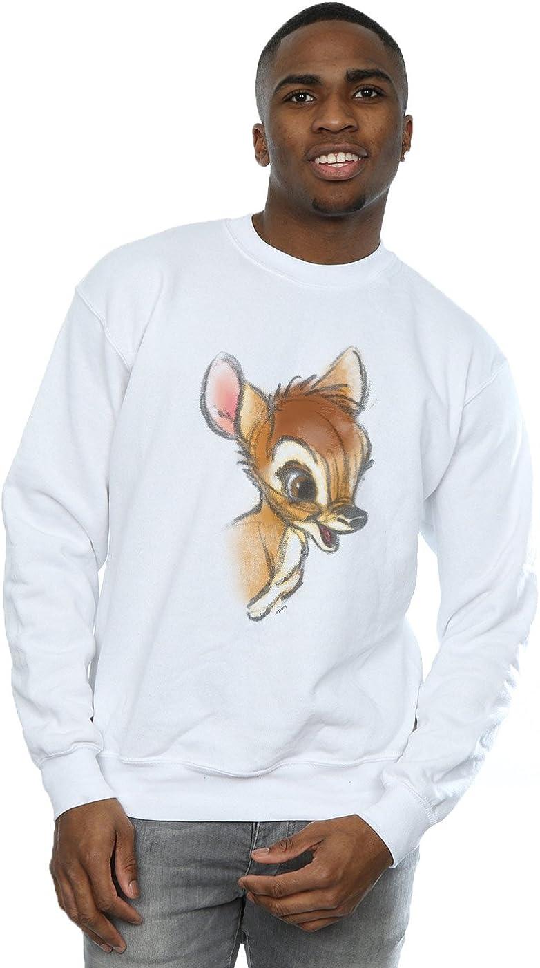 Disney Boys Bambi Drawing T-Shirt