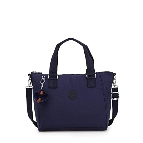 225e24fc9 Kipling - Amiel, Bolsos maletín Mujer, Azul (Active Blue): Amazon.es ...