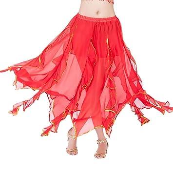 Angelwolf - Falda de Ballet Corta elástica para Novias de ...