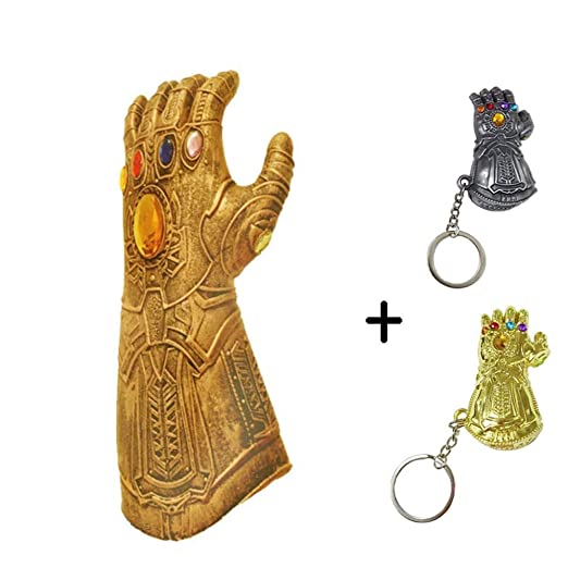 SDFXCV Thanos Guantes,Avengers Cosplay Infinity Guantelete ...