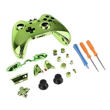 Amazon.es: Baoblaze Piel Carcasa Conjunto para Microsoft Xbox One ...