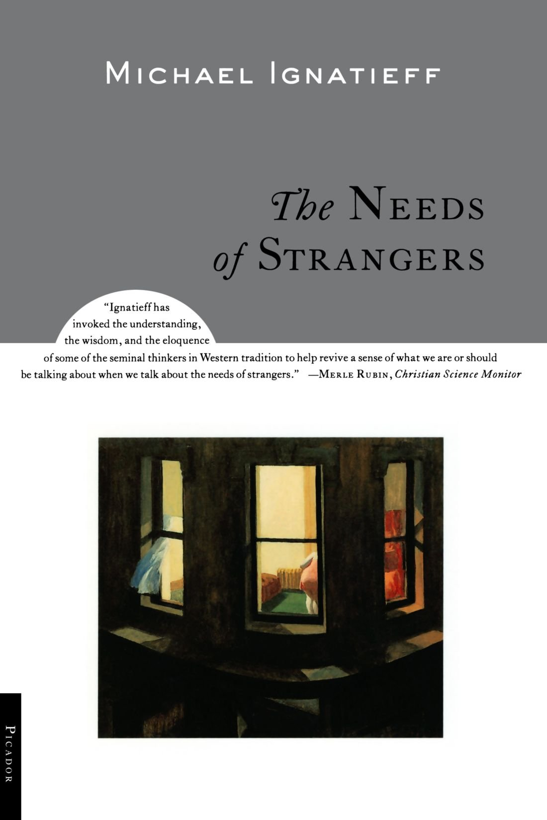 Download The Needs of Strangers ebook