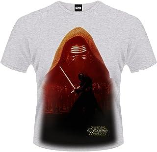 Plastic Head Star Wars The Force Awakens Kylo Ren Pos, T-Shirt Uomo