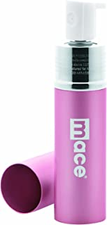 product image for Mace Brand Police Strength Pepper Spray Purse Defense Spray, For Women (Hot Pink) (80349), 17g - Purse