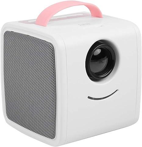 Amazon.com: Eboxer Mini proyector portátil para niños, 1080P ...