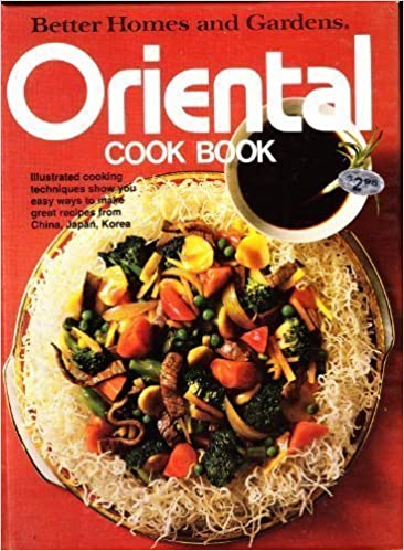 Better homes and gardens oriental cook book better homes better homes and gardens oriental cook book better homes gardens 9780696002052 amazon books forumfinder Choice Image