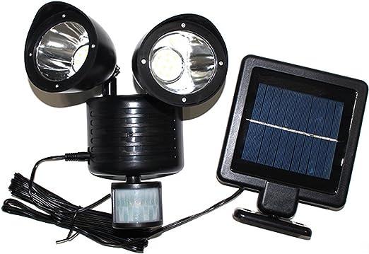 Luci da giardino a energia solare a LED Led automatico per Patio Cortile etc.