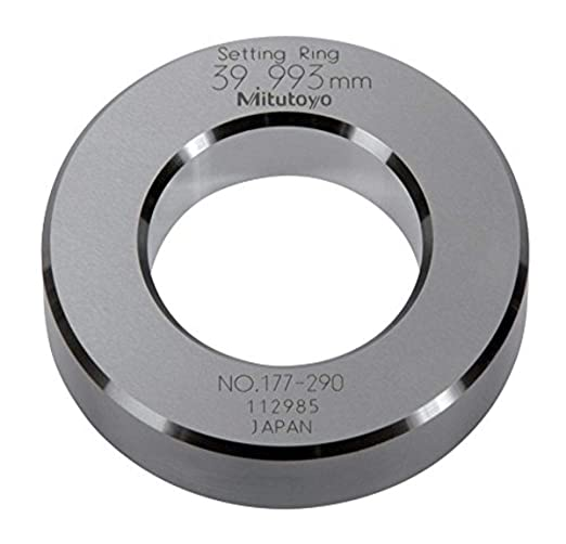 22mm Setting Ring Gage Gauge of Special Surface Treatment