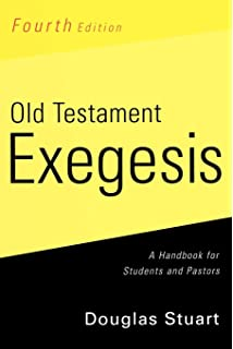 Amazon introduction to biblical hebrew syntax 9780931464317 old testament exegesis a handbook for students and pastors fandeluxe Gallery
