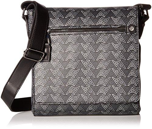 Aldo Women's Untermais Messenger Bag,  Black