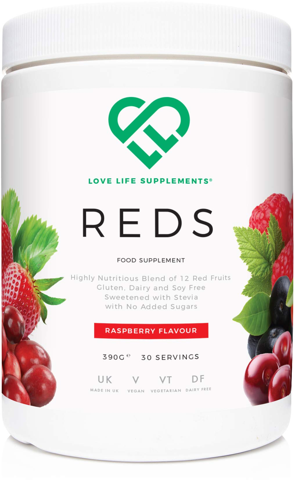 """Primal Reds (Red Fruit Drink) 