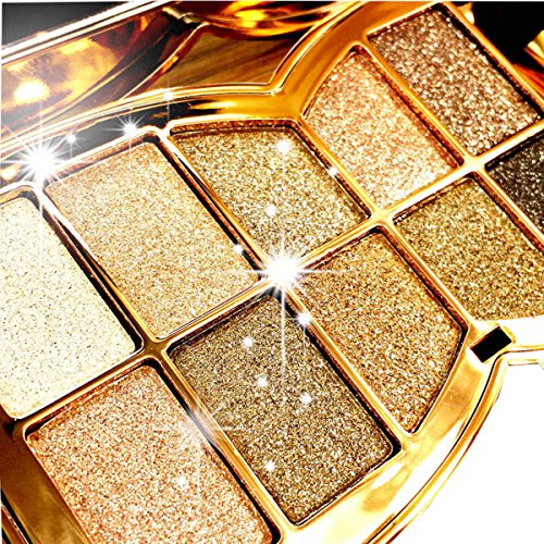 Glitter Eyeshadow Palette Sparkle Pigmented product image