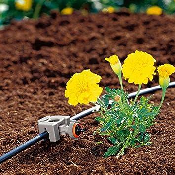 Gardena 1327 Hose Holder 4,6mm 3//16 10pz Irrigation Garden Plants Flower