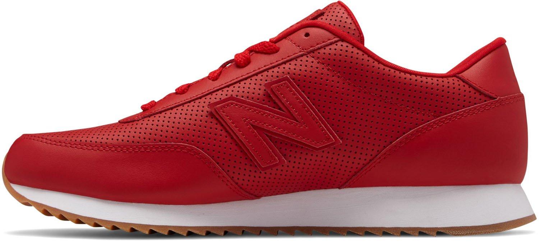 New Balance Women's 501v1 Ripple Lifestyle Sneaker B0751ZM2S6 5 B(M) US Red