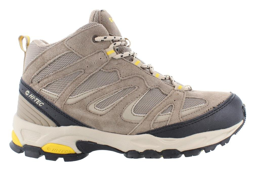 Hi Tec Women's, Fusion Sport Mid Hiking Shoes Taupe 7 M